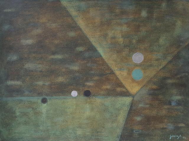 , 'Expectantes,' 2015, Aldama Fine Art