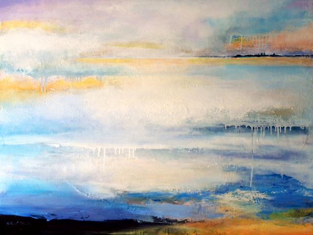 Mary Ellen Strack, 'Exhale', 2017, Springfield Art Association