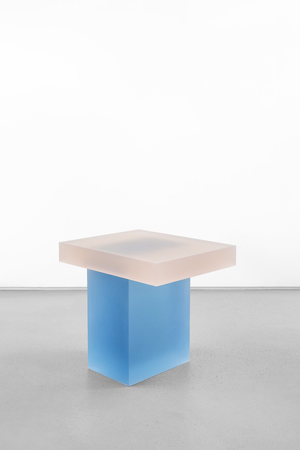 , 'Haze Stool (Orange and Blue),' , Carpenters Workshop Gallery