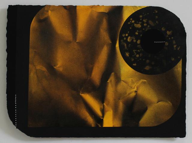 , 'Draperies (Yellow),' 2018, Adah Rose Gallery