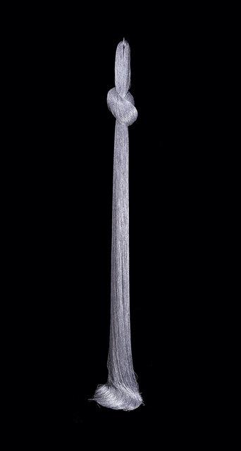 Olga de Amaral, 'Nudo 17', 2014, Sculpture, Galería La Cometa
