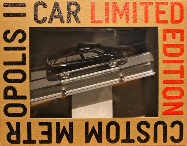 Chris Burden, 'Metropolis ll Car', 2012, Artsnap