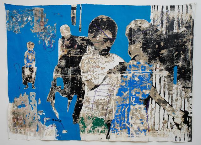 , 'Kouman de Kekechoz,' 2018, Jack Bell Gallery
