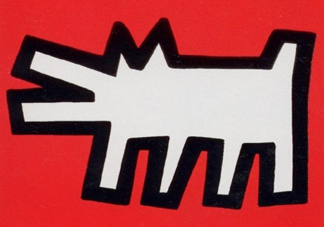 , 'Barking Dog from Icons,' 1990, Vertu Fine Art
