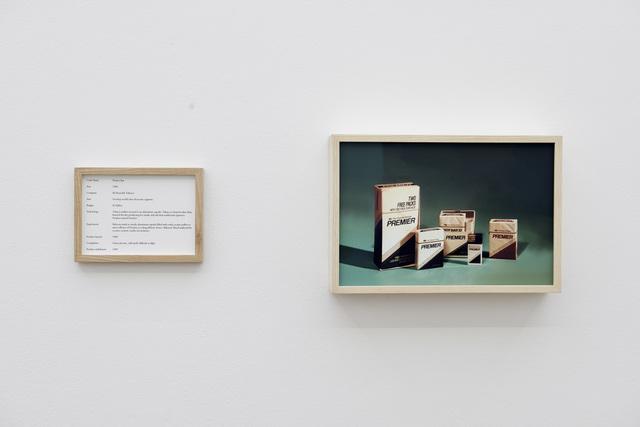 , 'Product Recall: An Index of Innovation. Premier,' 2015, Laveronica Arte Contemporanea