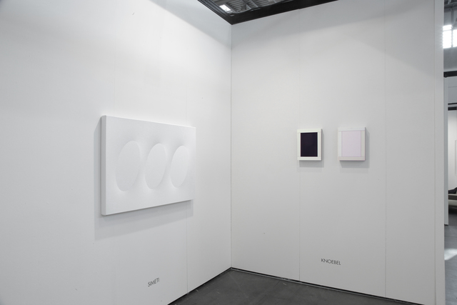 Turi Simeti, 'Turi Simeti @ Art Verona 2017', 2017, Dep Art Gallery
