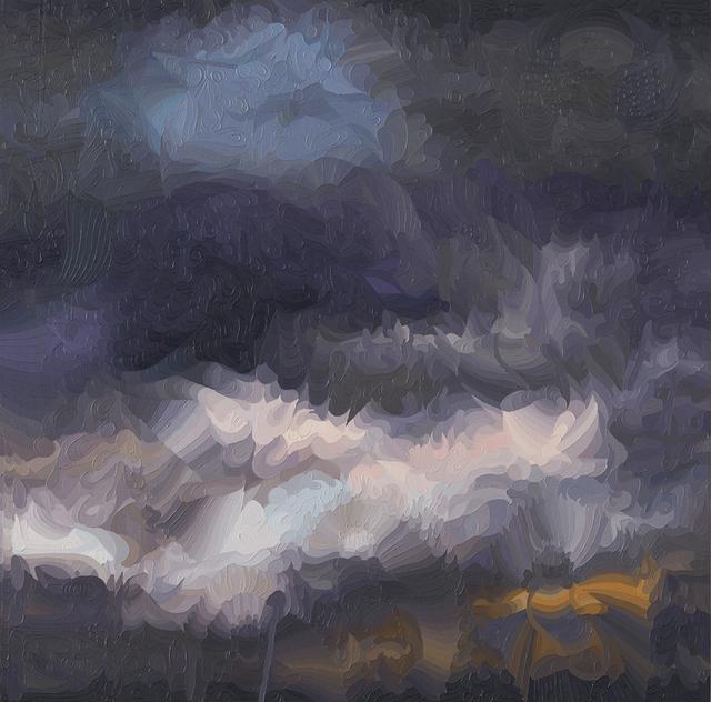 , 'Chandra,' 2017, Lois Lambert Gallery
