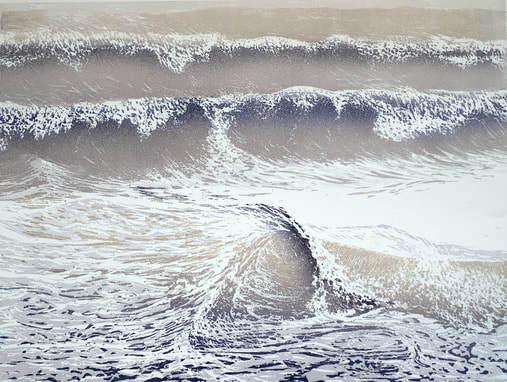 , 'October Waves,' , Circle Contemporary