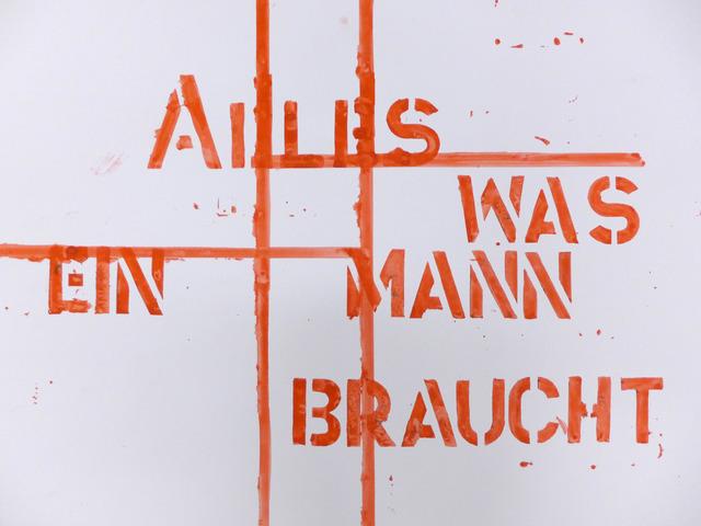 , 'Ohne Titel,' 2000/01, Christine König Galerie