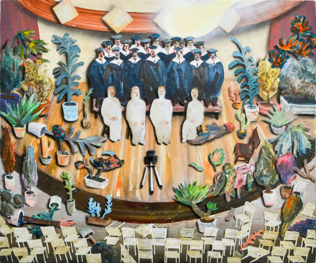 , 'Graduation Ceremony,' 2016, Yiri Arts