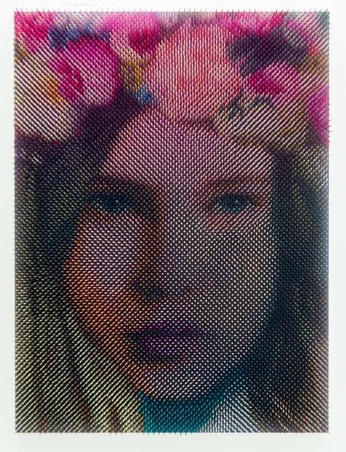 Maxim Wakultschik, 'Akheloides, Daughter of the River God', 2019, Christian Marx Galerie