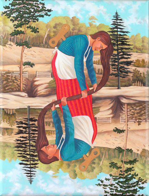 , 'Serendepeti Q,' 2014, Isabel Croxatto Galería