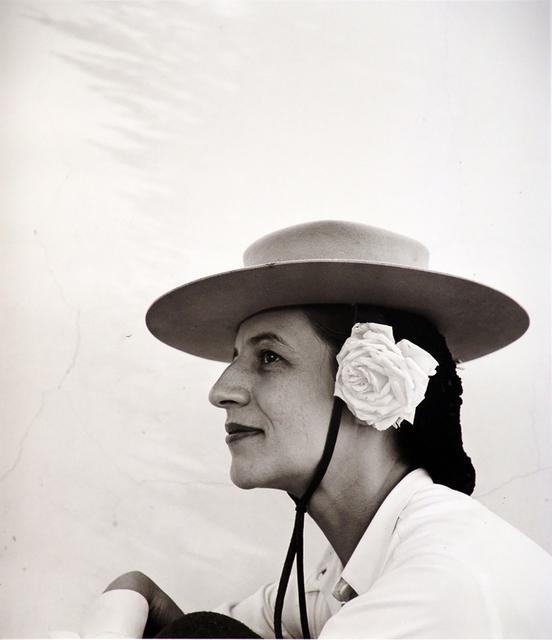 , 'Diana Vreeland,' 1942, Danziger Gallery