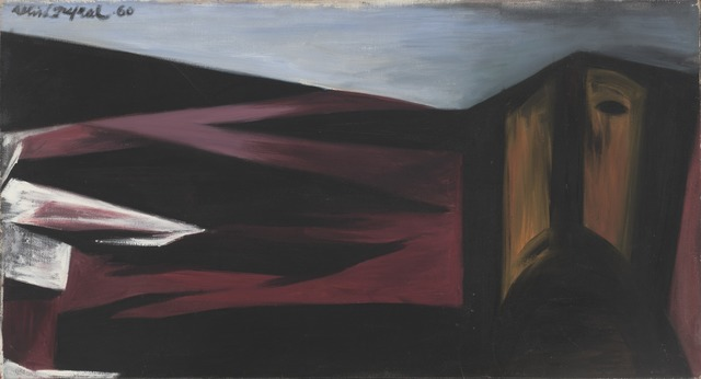 , 'Christ in the Desert,' 1960, Grey Art Gallery