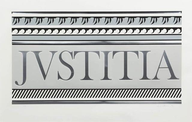 Roy Lichtenstein, 'ENTABLATURE XA', 1979, Marcel Katz Art