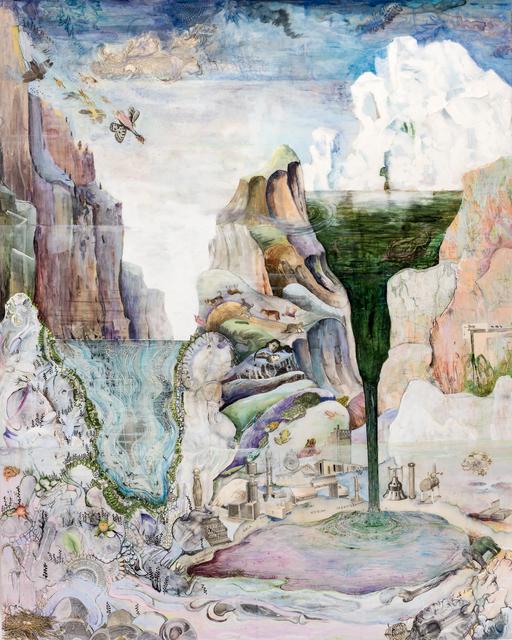 , 'Age of Ice,' 2018, John Martin Gallery
