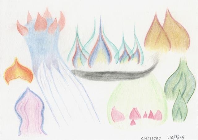 , 'Fiery Fire (#172),' 1999, Cavin Morris Gallery