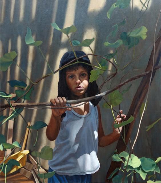 , 'Dov's Childhood,' 2016, Dan Gallery