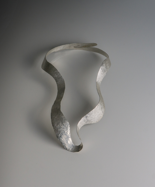 ", 'NECKLACE in Sterling Silver by Jacques Jarrige ""Isadora"",' 2016, Valerie Goodman Gallery"
