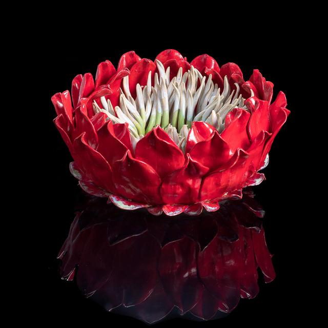 , 'Red Protea No.1,' 2018, Art Salon