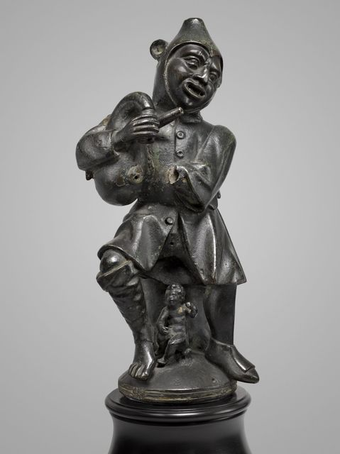 , 'Steam Blower/Aeolipile in the Shape of a Jester,' Third quarter of the 15th century-Nuremberg, Blumka Gallery