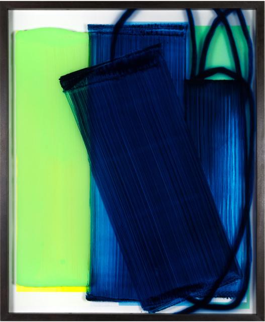 , 'Listen, listen, listen,' 2018, Galerie Andreas Binder