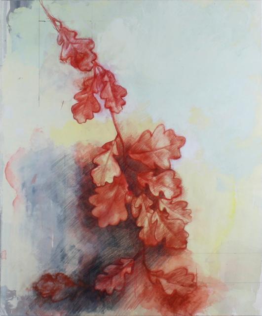 , 'Oak Piece 3,' 2019, Albemarle Gallery