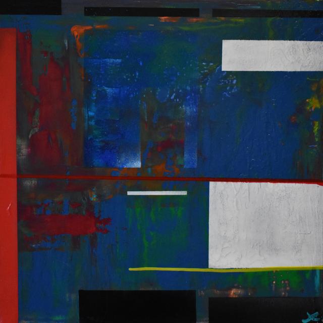 , 'Through the Blue Door,' , Fe Gallery