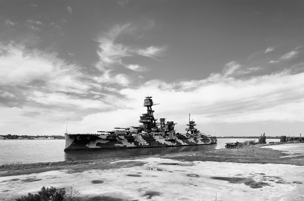, 'USS Texas (Measure 12-modified),' 2012, Marc Straus