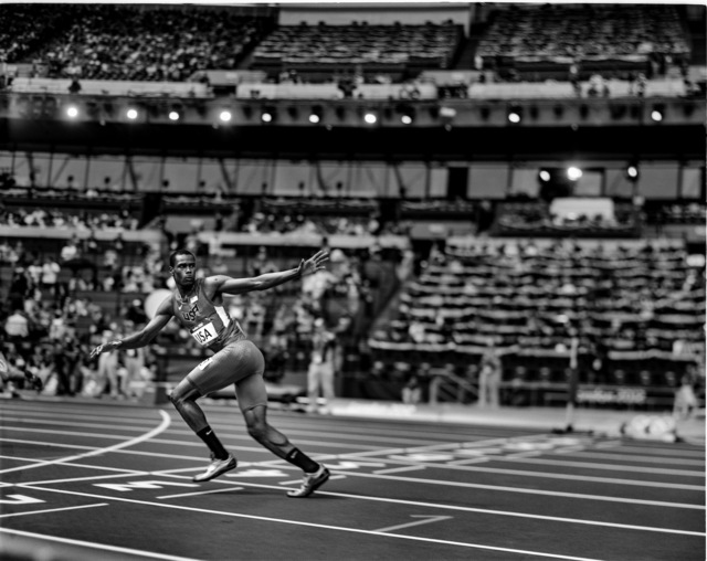 , 'Men's 4 x 400m Relay. London, UK.,' 2012, Anastasia Photo