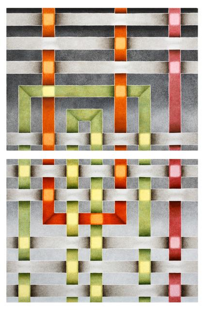 , 'Diptych I,' 2010, Louis Stern Fine Arts