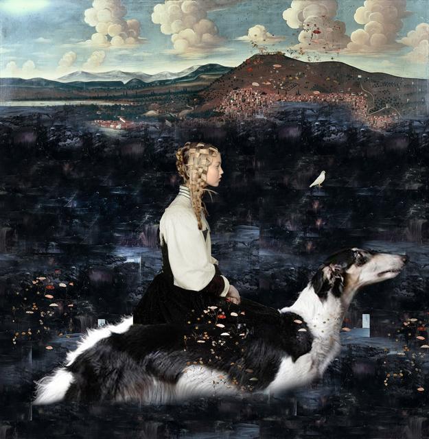 , 'Alice wanders,' 2016, Dan Gallery