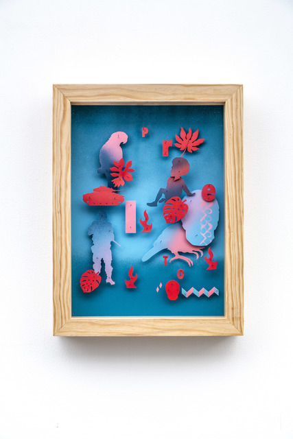 , 'Preto,' 2019, Underdogs Gallery
