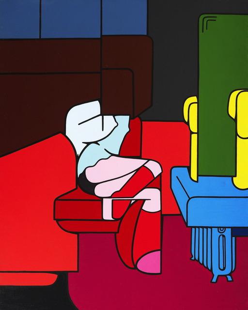 , 'Il posto,' 1968-1969, Galerie Laurent Strouk