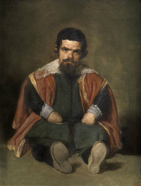 , 'The Buffoon el Primo,' 1644, Guggenheim Museum Bilbao