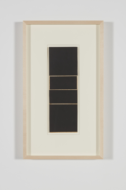 , 'Estudo para Espaço Modulado (Study for Modulated Space), 1958,' 1958, Zeit Contemporary Art