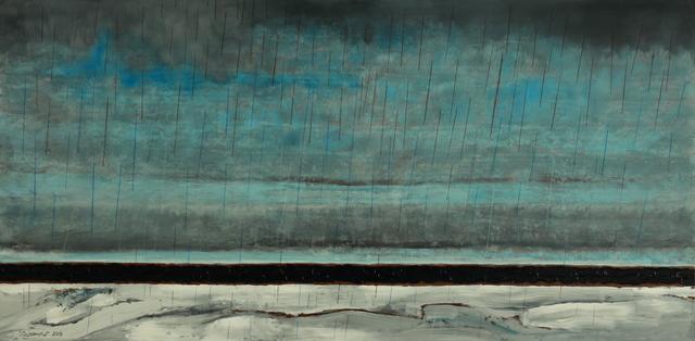 , 'Purple Rain,' 2018, Cerulean Arts