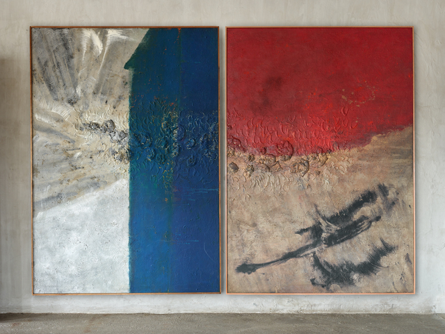, 'Sei (12),' 1963, Simon Lee Gallery