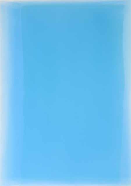 , 'Breathing Light - Blue in Blue,' 2017, Taguchi Fine Art