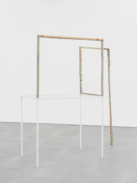 , 'Unfolding Arms Behind My Back,' 2016, carlier | gebauer