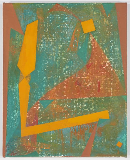 Nathlie Provosty, 'Green', 2011, Nina Johnson