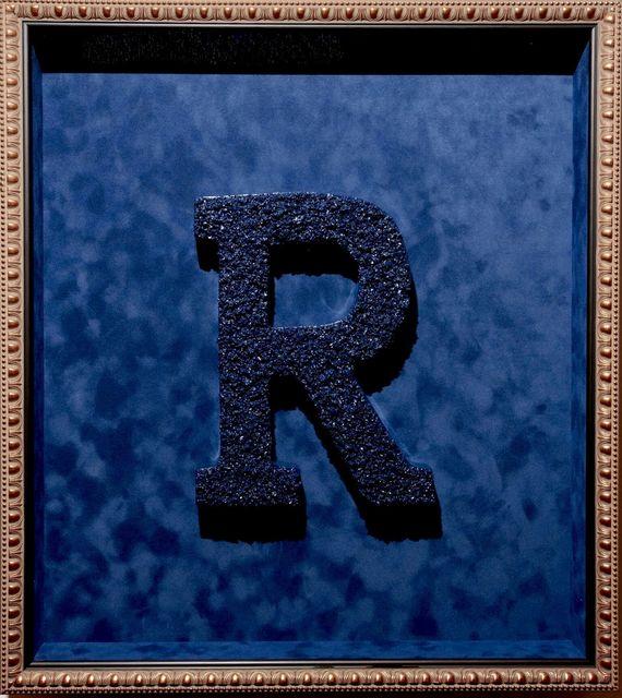 , 'Blue R,' , ABXY