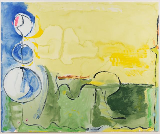, 'Flotilla,' 2006, Leslie Sacks Gallery