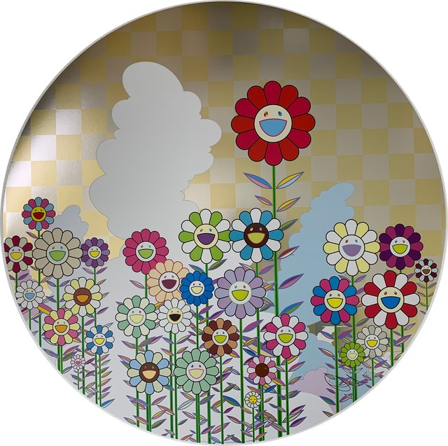Takashi Murakami, 'A Memory of Him and Her on a Summer Day', 2018, Vogtle Contemporary