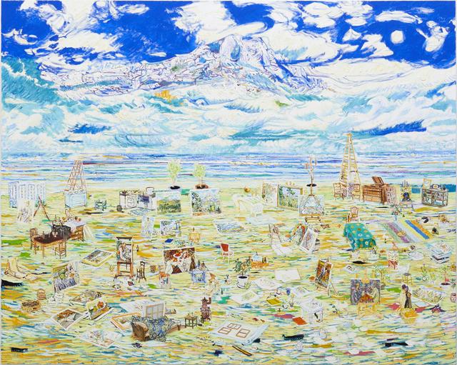 , 'Paul Cézanne's Studio,' 2015, Tomio Koyama Gallery