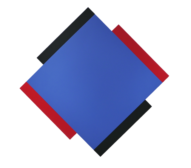 , 'Centric Blue / Red / Black,' , Peter Blake Gallery