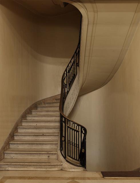 Michael Eastman, 'Downstairs Landing, Buenos Aires', 2017, Duane Reed Gallery