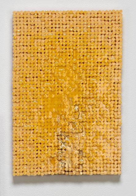 Sean Healy, 'Yellow with Gold', 2018-2019, Elizabeth Leach Gallery