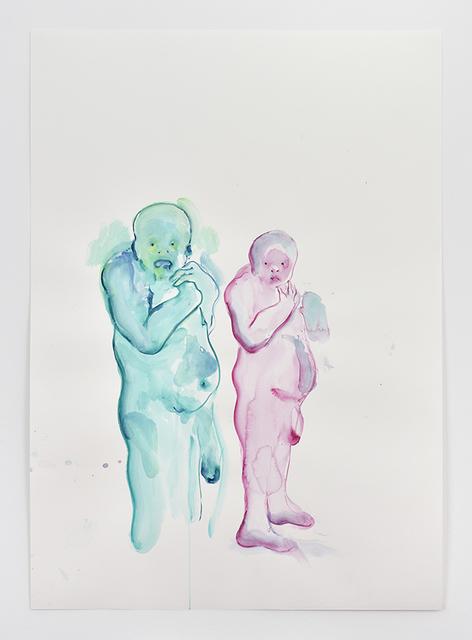 , 'C'est pas grave #4,' 2018, Galerie Thomas Bernard