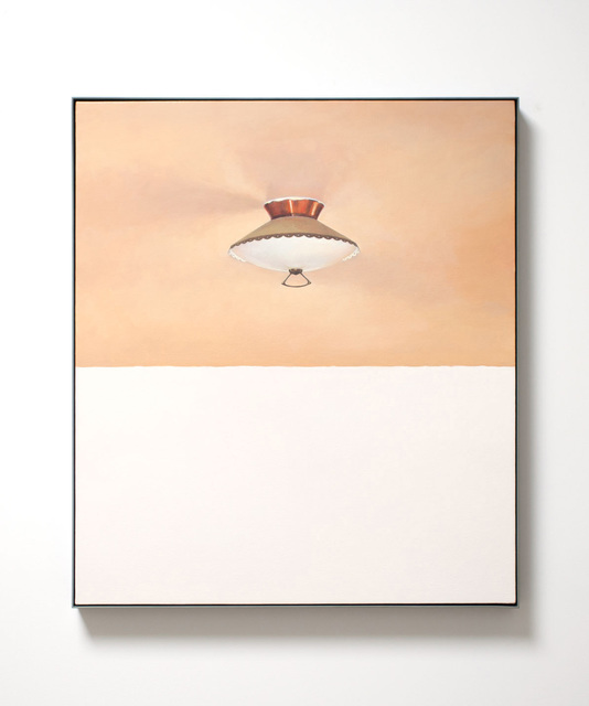 , 'Light Fixture #1,' 2013, Kayne Griffin Corcoran